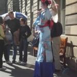 Japan on the Mile